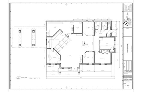 bank of america floor plan bank building plan images