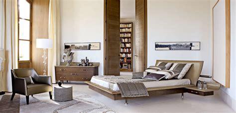 vanity lit avec chevets roche bobois