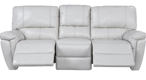 gray reclining sofa and loveseat grey leather reclining sofa set infosofa co