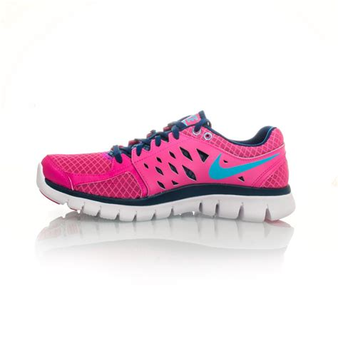 shop nike womens running shoes nike flex 2013 rn womens running shoes pink blue white