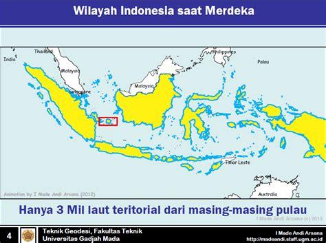wilayah teritorial adalah blogschology melukis garis pangkal kepulauan indonesia