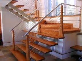 Exterior Stair Railing Systems by Stair Railing System Ayanahouse