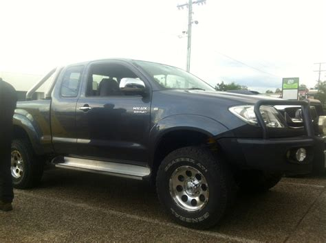 Toyota Hilux 3 Inch Lift Kit Toyota Hilux 4x4 Kun26r 05 On 2inch Suspension Lift Kit