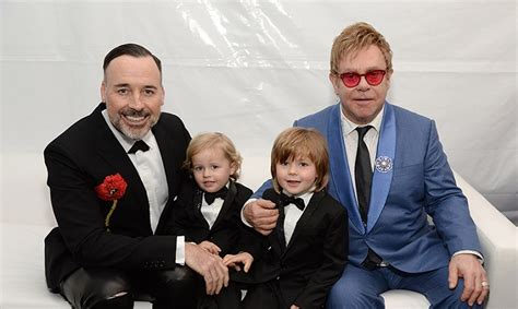 elton john and husband elton john s husband and children was married to renate