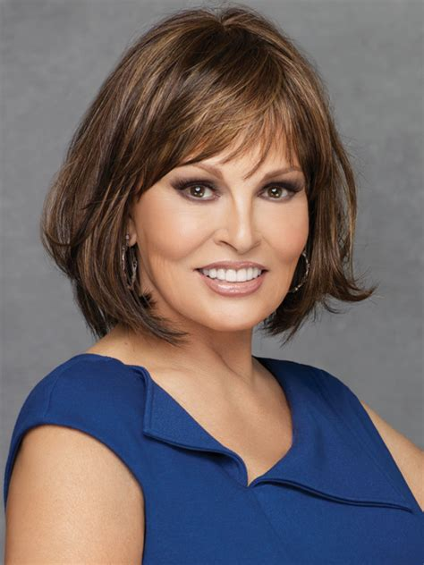 rachael welch bob hair style with side fringe raquel welch classic cut best seller wigs com the