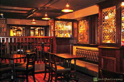 Home Renovation Ideas Interior by Old Irish Pubs Irieh Pub Company