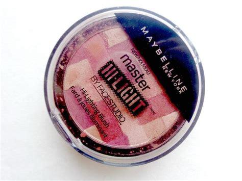Maybelline Facestudio Master Hi Lighting Blush And Bronzer maybelline facestudio mauve master highlight hi lighting