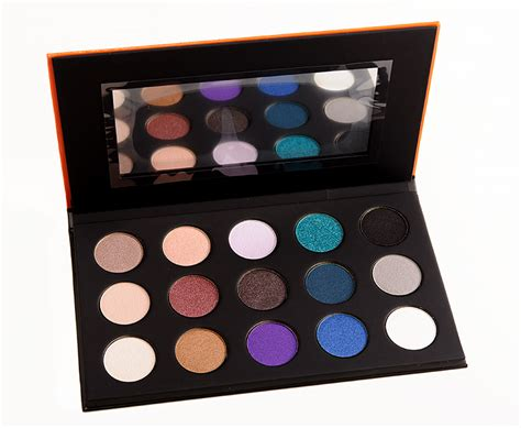 Eyeshadow Makeup Forever make up for 15 artist shadow palette review photos