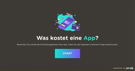 Was Kostet Eine Fensterbank by Was Kostet Eine App App Entwickeln Lassen