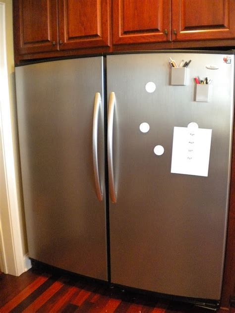 Complete Your Kitchen with Double Wide Refrigerator for