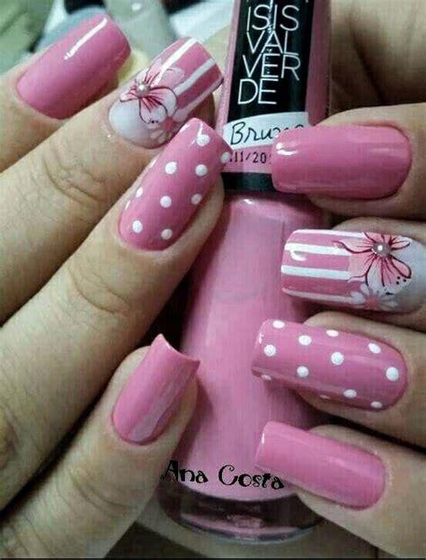 imagenes de uñas pintadas nuevos modelos 20 modelos de u 241 as con los colores rosa y nude como base