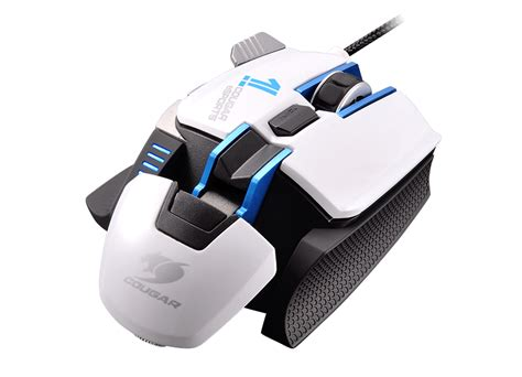 700m Esports Edition White Laser Gaming Mouse 1 mouse gaming 700m esports usb laser 50 8200dpi r