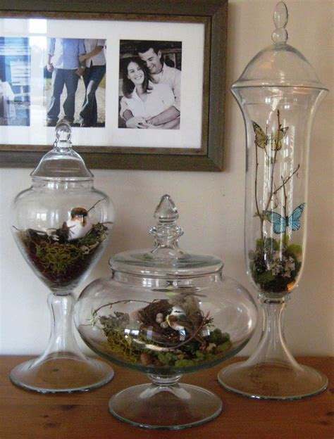 13 best images about decorating with apothecary jars on