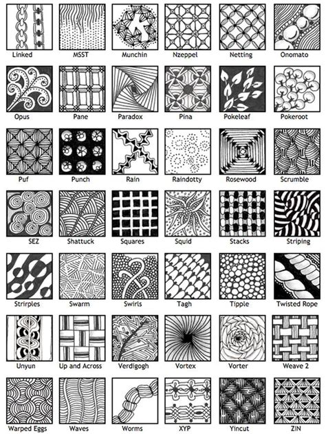 doodle drawing for beginners best 25 zentangle for beginners ideas on