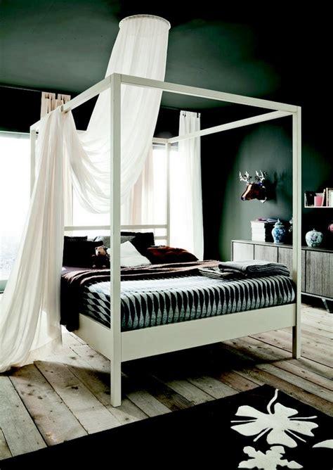 letti matrimoniali a baldacchino letto nemo di altacorte in legno a baldacchino