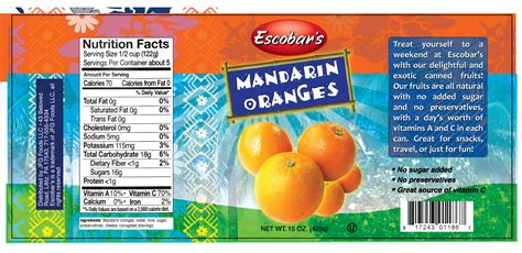 fruit nutrition canned fruit nutrition facts