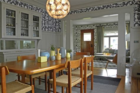 arts and crafts dining room decor ideas