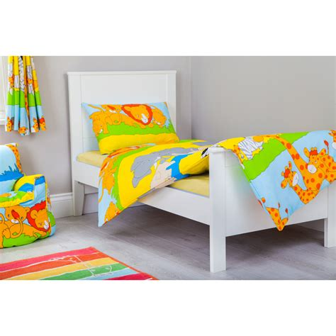 kids futon covers childrens junior cotbed bed duvet cover pillowcase