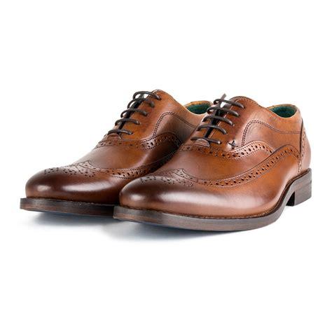 cognac oxford shoes exceed shoes condor brogue oxford cognac 39