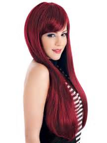 burgundy hair on a burgundy hair color beautiful pictures fashion online