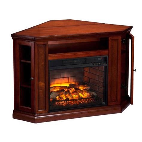 1000 ideas about corner electric fireplace on