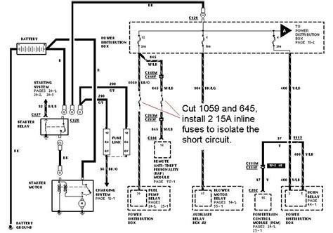 1997 honda accord anti theft circuit se system wiring wiring diagram for anti theft wiring get free image