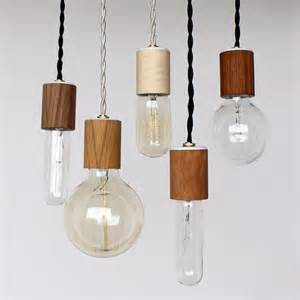what is pendant lighting wood veneered pendant light with bulb by onefortythree