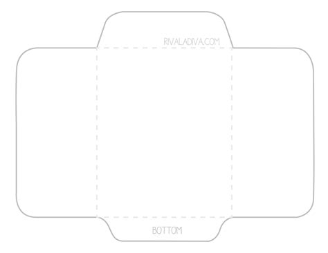 How To Make An Envelope Out Of Copy Paper - envelopes template