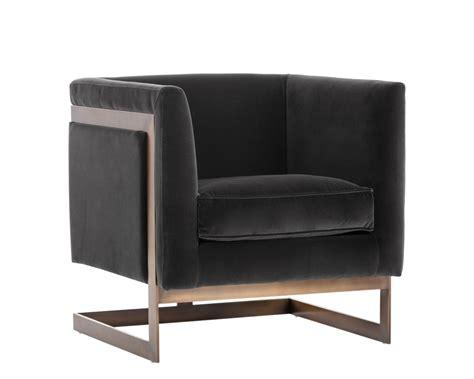 soho armchair soho armchair antique brass giotto shale grey fabric