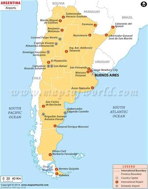 map of argentina with cities argentina visa requirements able can travel
