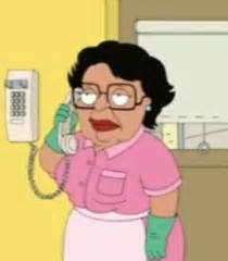 Cleaning Lady Family Guy Meme - voice of consuela family guy behind the voice actors