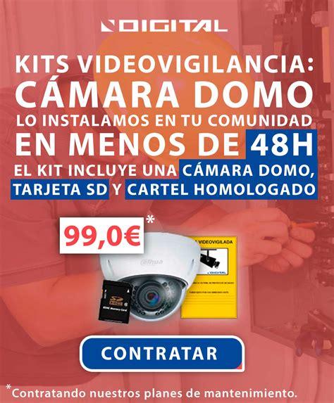 camaras para videovigilancia c 225 maras de videovigilancia para comunidades de vecinos