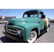 1955 International R 100 Pickup Classic Trucks