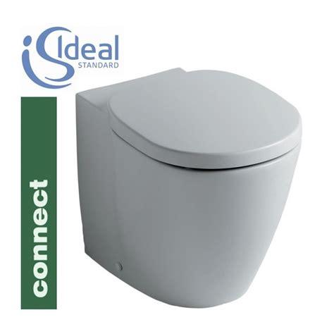 vaso wc ideal standard ideal standard vaso connect filo parete