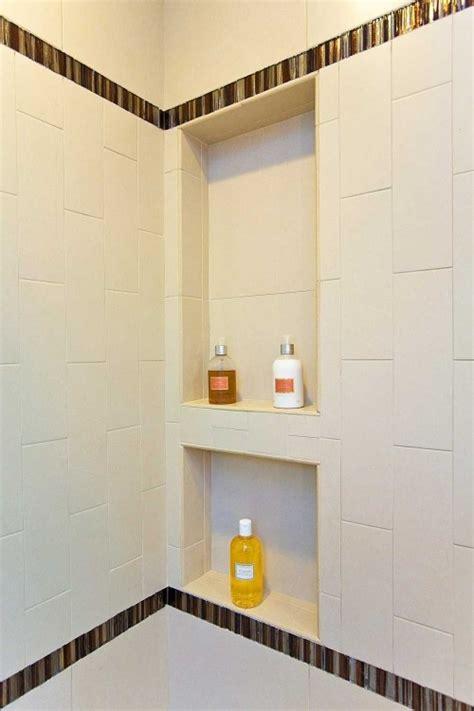 bathroom niche pictures shower niche bathroom pinterest