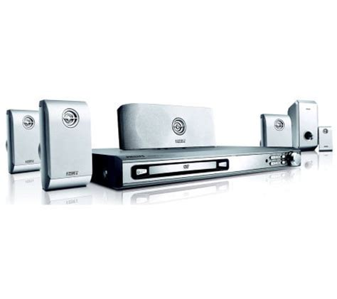 philips hts3410d 700 watt dvd home theater system qvc