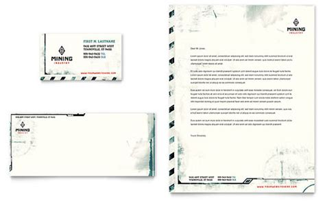 Deck Of Cards Template Indesign by Mining Company Tri Fold Brochure Template Design