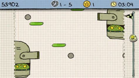 how to make doodle jump in maker doodle jump adventures 3ds gameplay