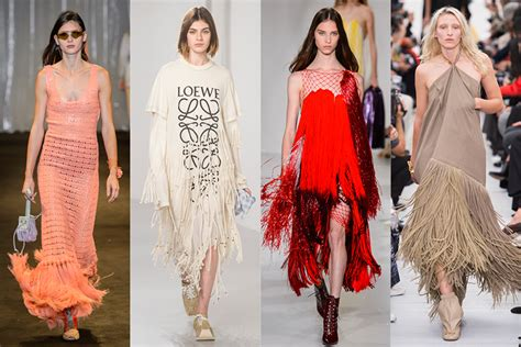 biggest trends of spring 2018 fashion magazine spring 2018 fashion trends you need to know elle canada