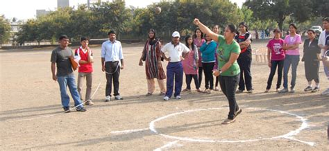 Sports Mba Programs In India by Board Of Sports Cultural Activities Pravara Institute Of