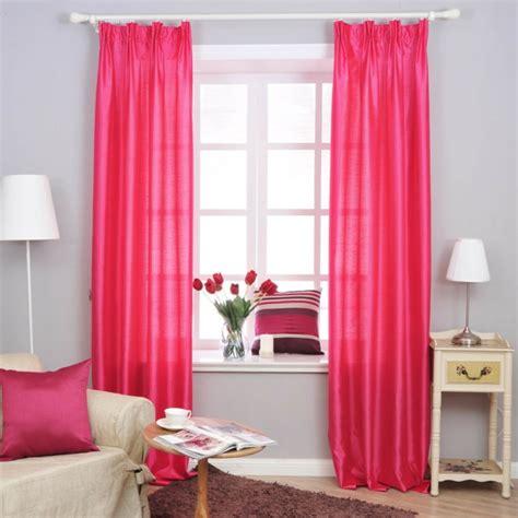 rote gardinen gardinen wohnzimmer eine dekoration oder was