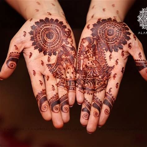 Latest Mehendi Designs For Hands!   Heart Bows & Makeup