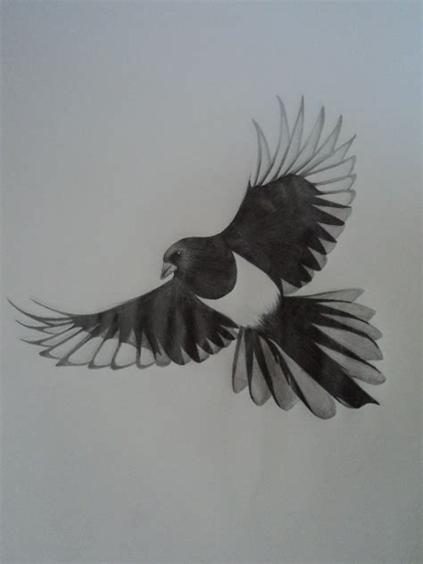 magpie tattoo design 1000 images about tattoos on magpie