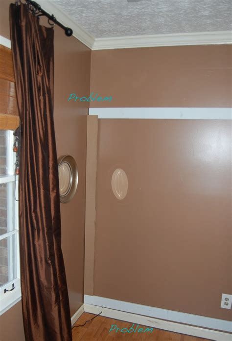 Wall L Recall by Remodelaholic Board And Batten Accent Wall