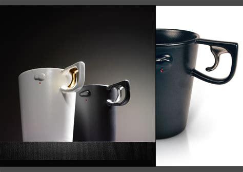 yanko design mug pistol grip mug yanko design