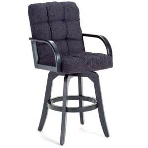 inch swivel bar stools with arms hillsdale 30 inch athens swivel bar stool with arms at hayneedle