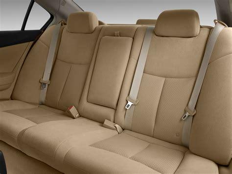 nissan altima interior backseat 2009 volkswagen cc 2009 nissan maxima 2009 mazda 6