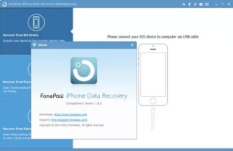 iphone 4 data recovery software free download full version fonepaw iphone data recovery 4 crack free download