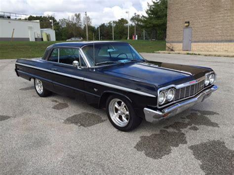 64 impala ss parts 1964 chevy impala ss