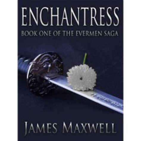 enchantress the evermen saga 1 maxwell